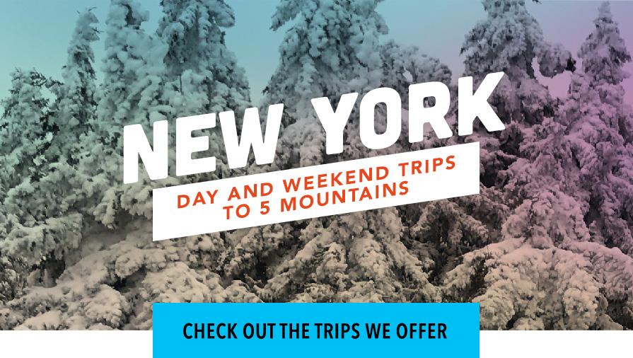 NYC Ski Trips